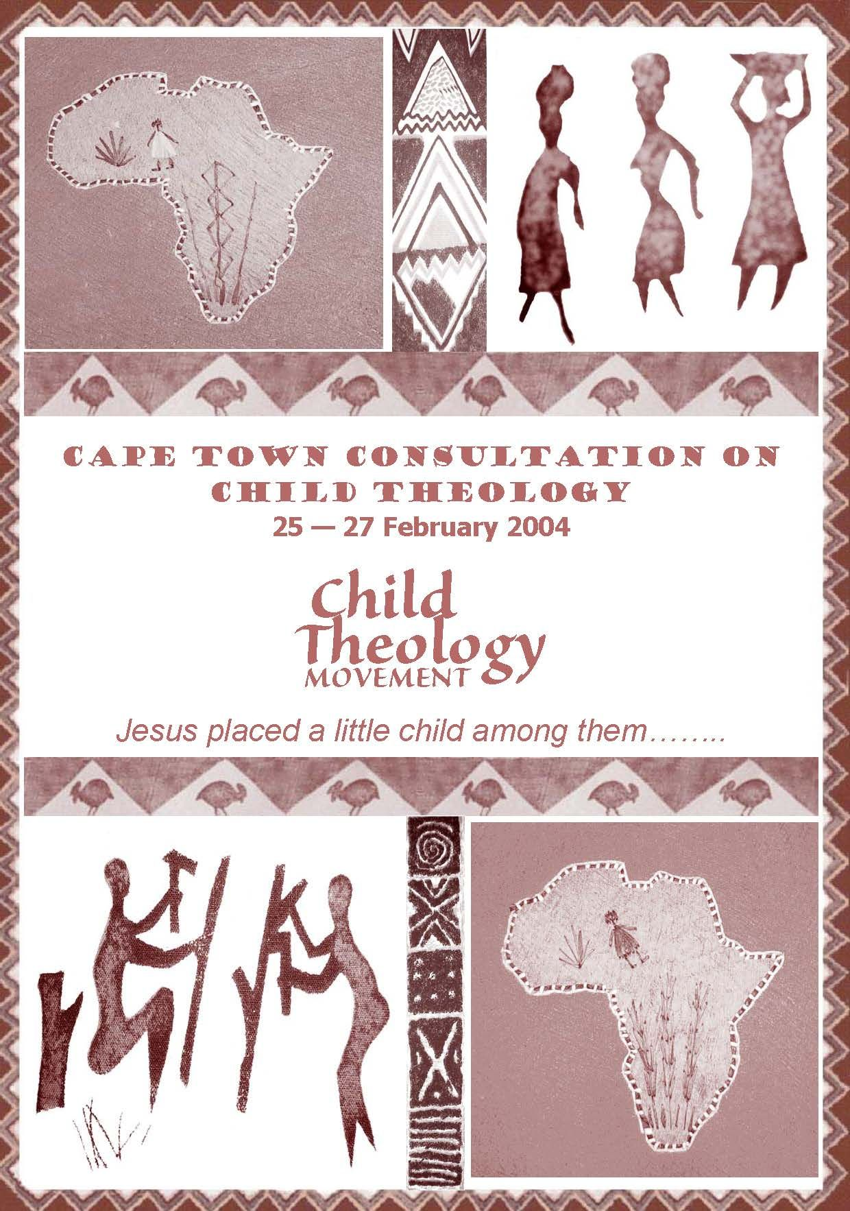 Cape Town 2004 Cover