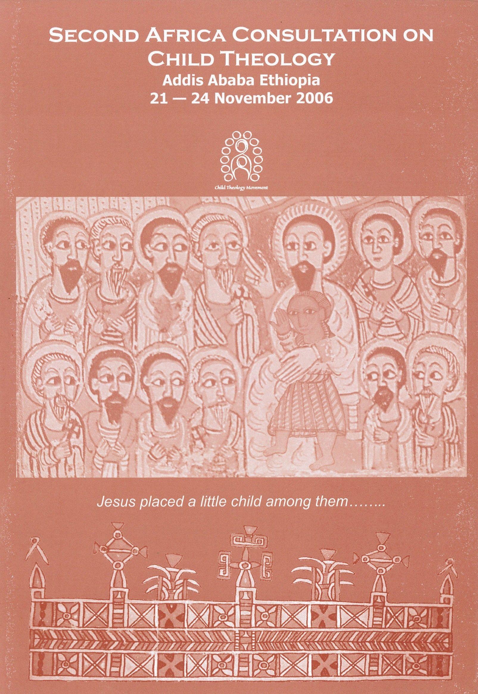 Addis Ababa Ethiopia 21st-24th November 2006 Cover