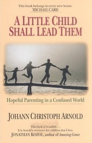 A Little Child Shall Lead Them Cover