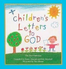 Children's Letters to God Cover