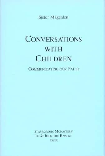 Conversations with Children: Communicating our faith Cover