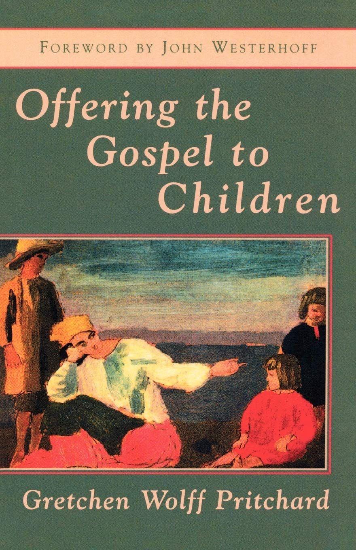 Offering the Gospel to Children Cover