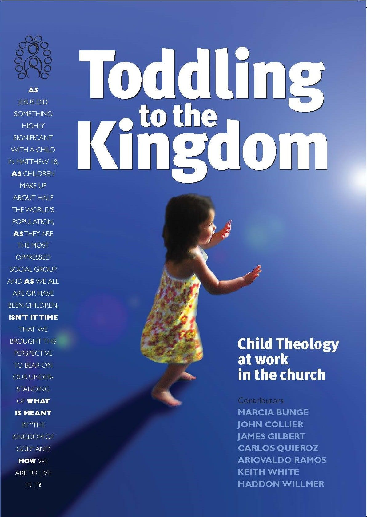Toddling to the Kingdom Cover