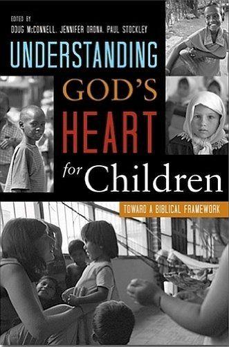 Understanding God's Heart for Children Cover