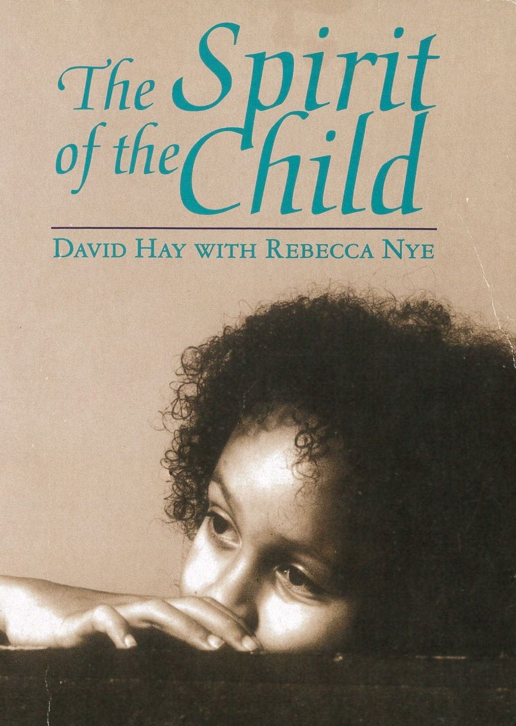 The Spirit of the Child Cover